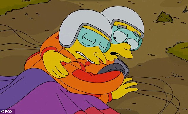 Simpson, è andato in onda l'epocale coming out di Waylon Smithers  – spoiler dalla puntata