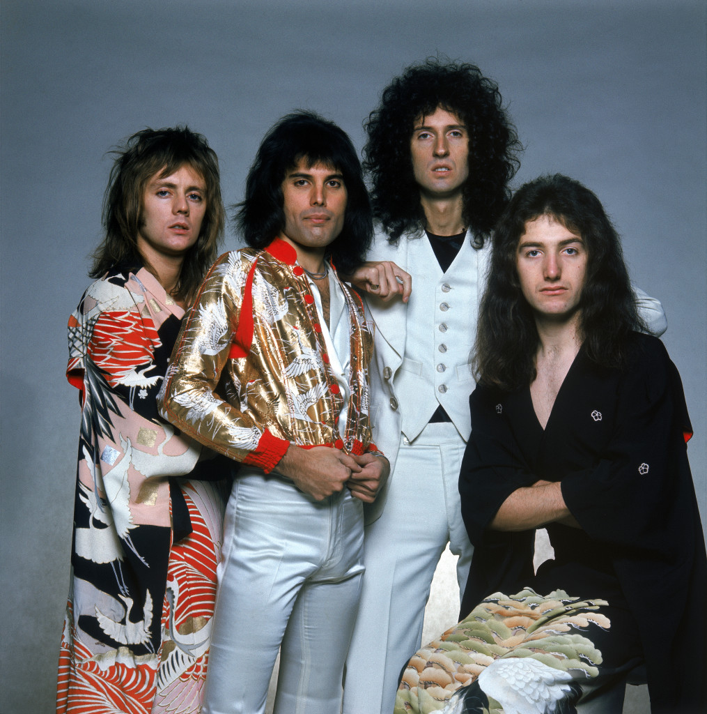 Queen_Terry O'Neill_Image 1