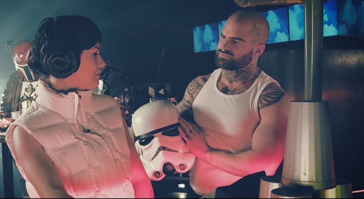 The Outer Rim, parodia gay per Star Wars