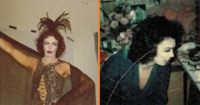 The Rocky Horror Picture Show, uomo trova nella metro di New York polaroid inedite dal set