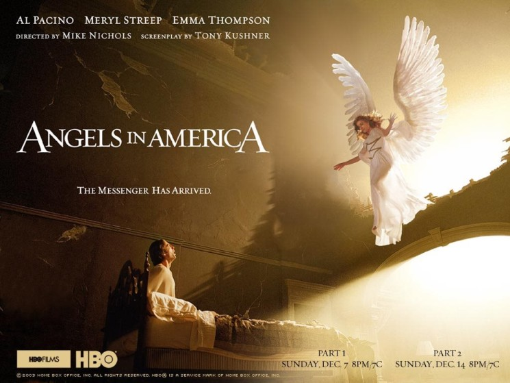 Angels in America, Andrew Garfield e Russell Tovey nel revival teatrale