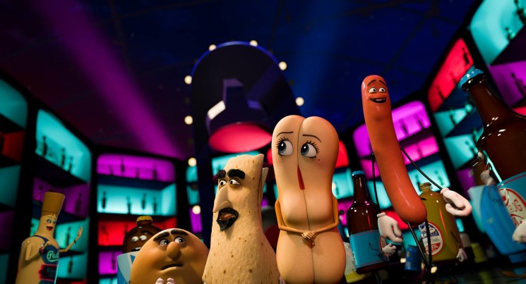 Sausage Party, esce al cinema il cartoon con scene di sesso gay e lesbo – trailer