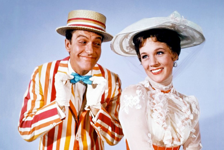 Oggi in tv, Mary Poppins su Rai 2 ore 16:50