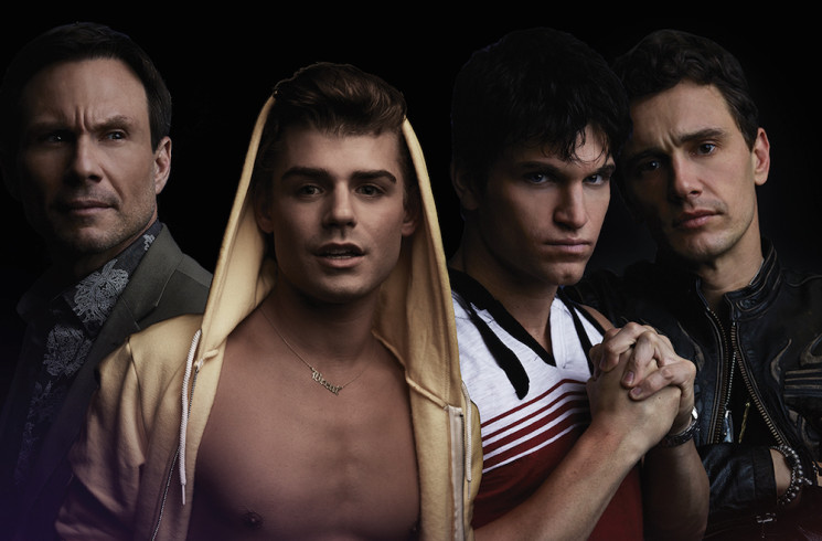 King Cobra, direttamente su NETFLIX il film con James Franco sull'industria del porno gay