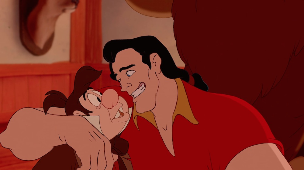 Gaston-and-Lefou