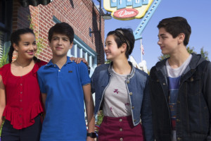 Andy Mack, storico coming out nella serie Disney Channel