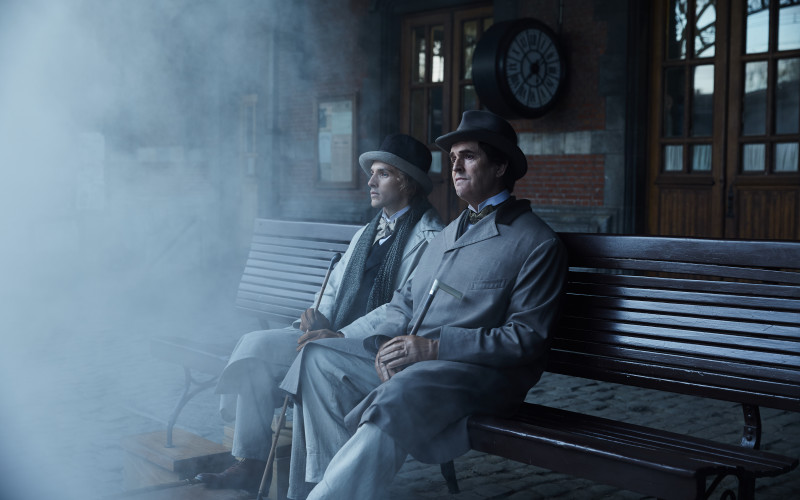 The Happy Prince, Rupert Everett è Oscar Wilde: il trailer italiano