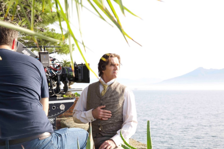 THE HAPPY PRINCE, Rupert Everett è Oscar Wilde: dal 12 aprile nelle sale d'Italia