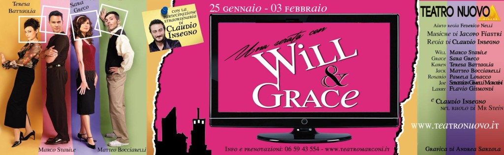 Una serata con Will and Grace