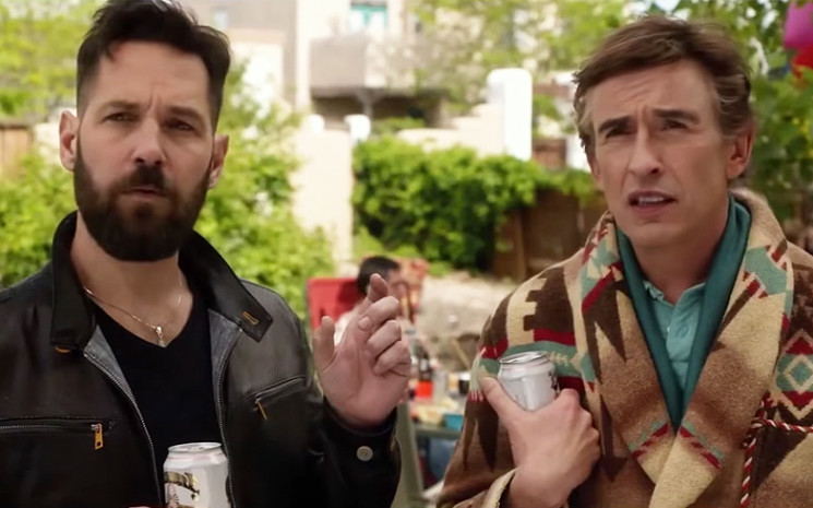 IDEAL HOME, Paul Rudd e Steve Coogan coppia gay in una commedia romantica – il trailer