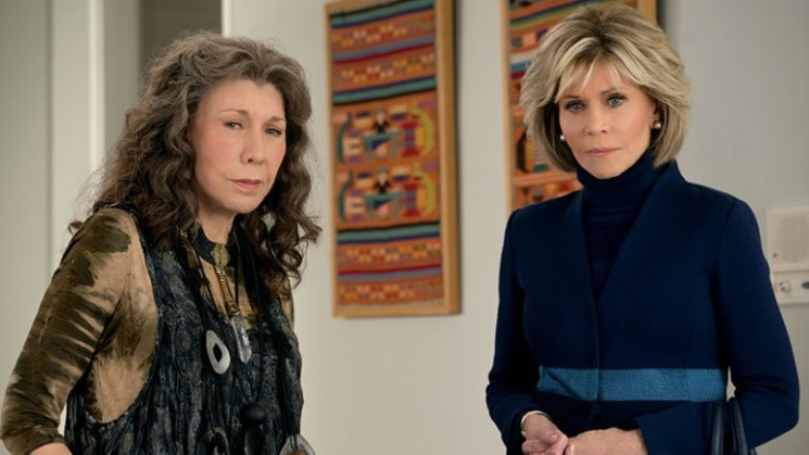 Grace and Frankie 5, il primo trailer ufficiale con RuPaul guest star