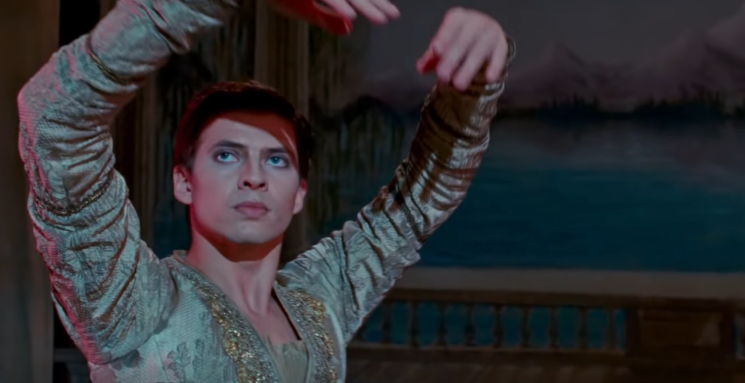 The White Crow, primo trailer per il biopic su Rudolf Nureyev